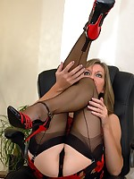 naughty nylons and panties